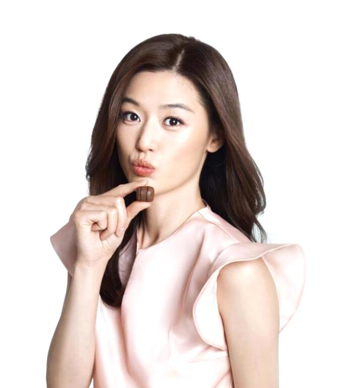 韩国明星素颜正脸照