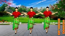《真心换真情》现代恰恰广场舞32步