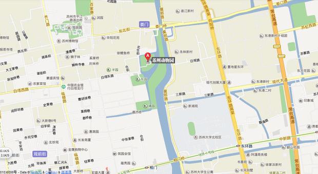 苏州动物园地址:平江区白塔东路5-1号