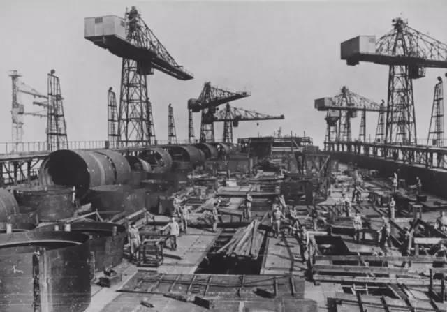 没本钱不行:二战德国工厂里的生产线 - 一统江山 - 一统江山的博客