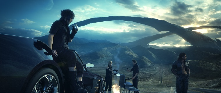 你的《最终幻想15》的旅程开始了吗?