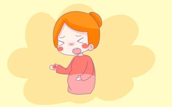 女人腰疼卡通图片大全