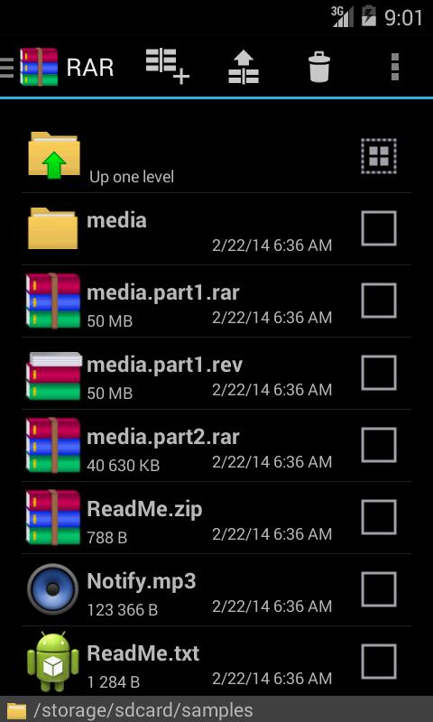 RAR for Android  v5.10.build9app安卓版下载