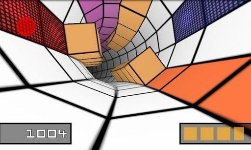 超炫3D隧道截图1