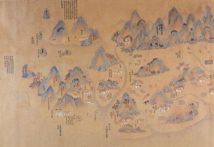 台湾于中国地图的位