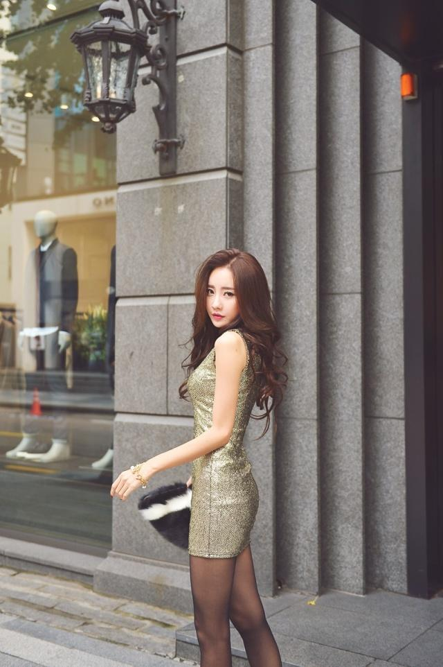 街拍:果然黑丝青草的魅力,永远都是最吸引人且美女韩国主美女图片