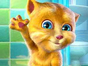 会说话的汤姆猫的儿子,会说话的汤姆猫的儿子