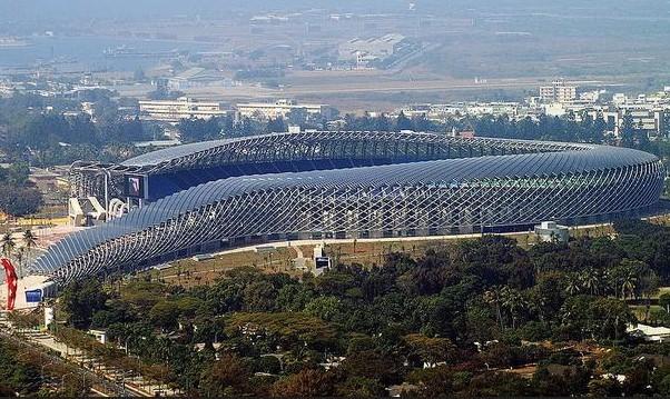 台湾太阳能体育场