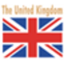 英国地图奥运版
