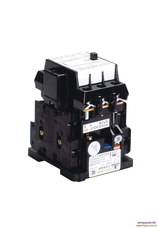 传统交流接触器由于它工作时线圈和铁芯会发热