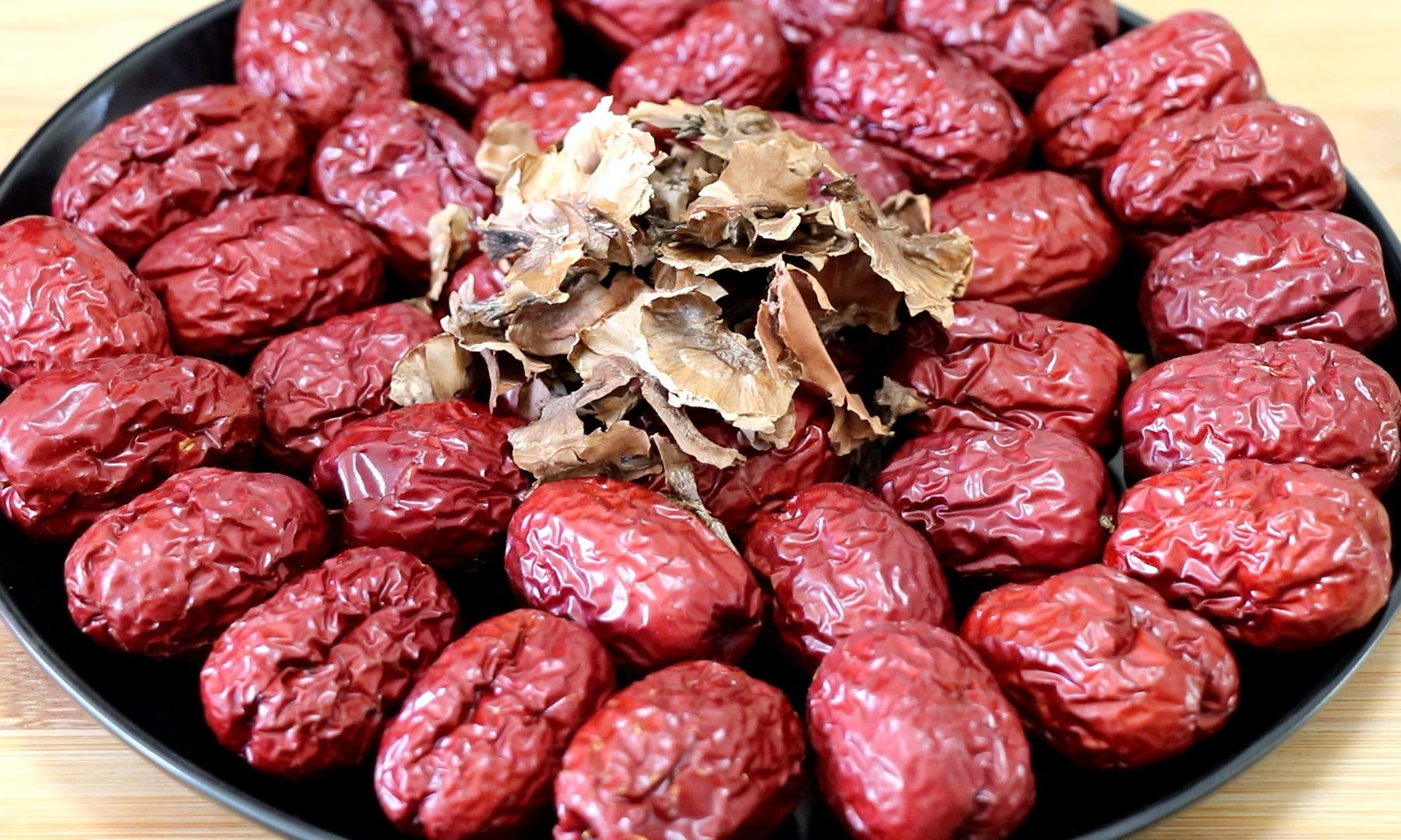 红枣加分心木,作用真是厉害,解决了男女朋友的大问题,真实用