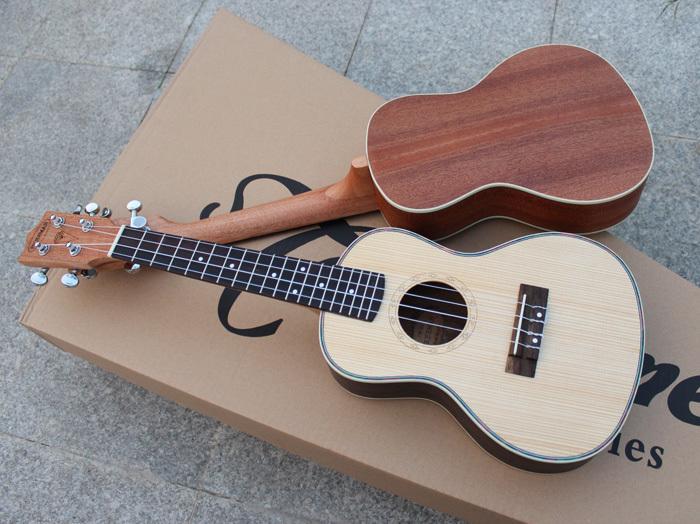 吉他是一种有丰富和弦结构的乐器,夏威夷吉他则有着更优美动听的效