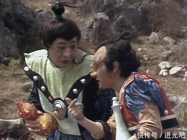 《西游记》夺宝莲花洞里的明争暗斗,老君惨败
