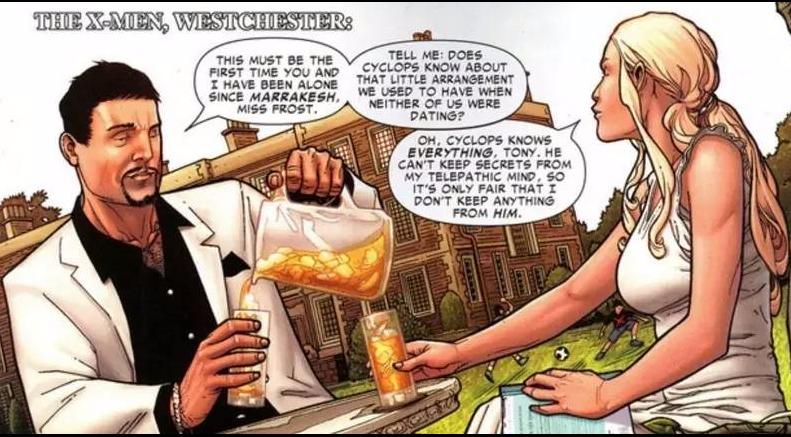 不止睡过小辣椒!钢铁侠和黑寡妇卡魔拉女浩克都发生过关系
