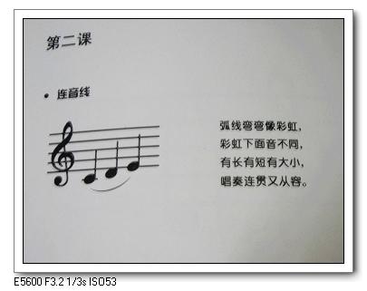 钢琴谱怎么看具体点