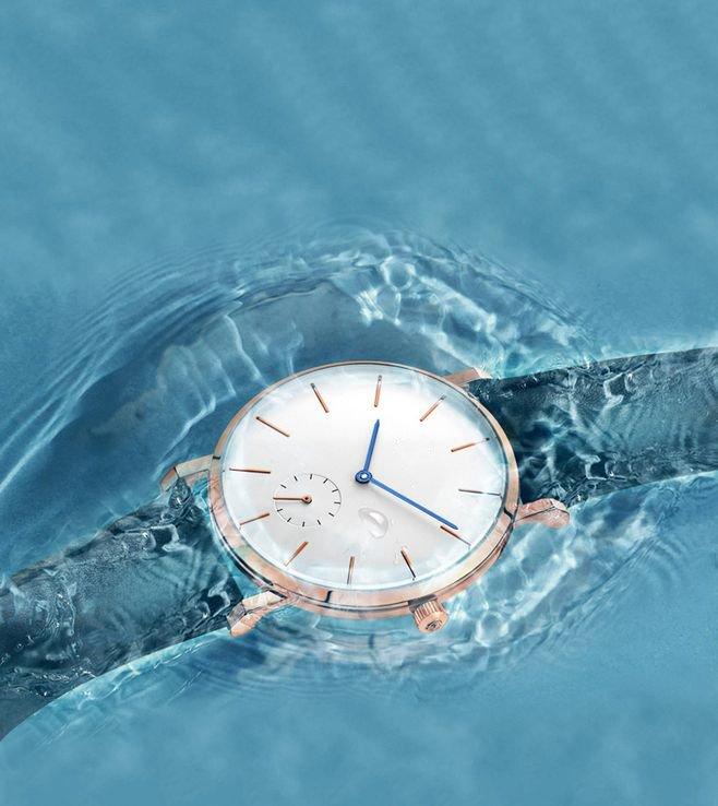 手表进水受潮了?手表受潮怎么处理?