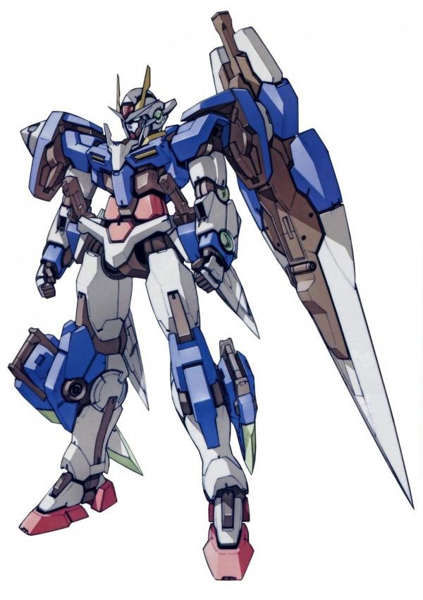 GN-0000-7S七剑型00高达