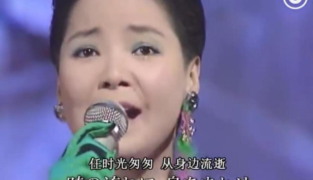 日本节目复活邓丽君 逼真效果演唱《我只在乎你》 -  - 真光 的博客