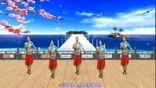 广场舞《微信爱》动听的对唱情歌, 微信摇到你 ,心里爱上你 !