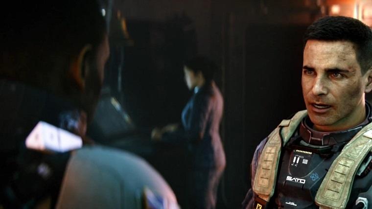 《使命召唤13:无限战争》游戏画面