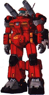 RX-77-1A钢加农A