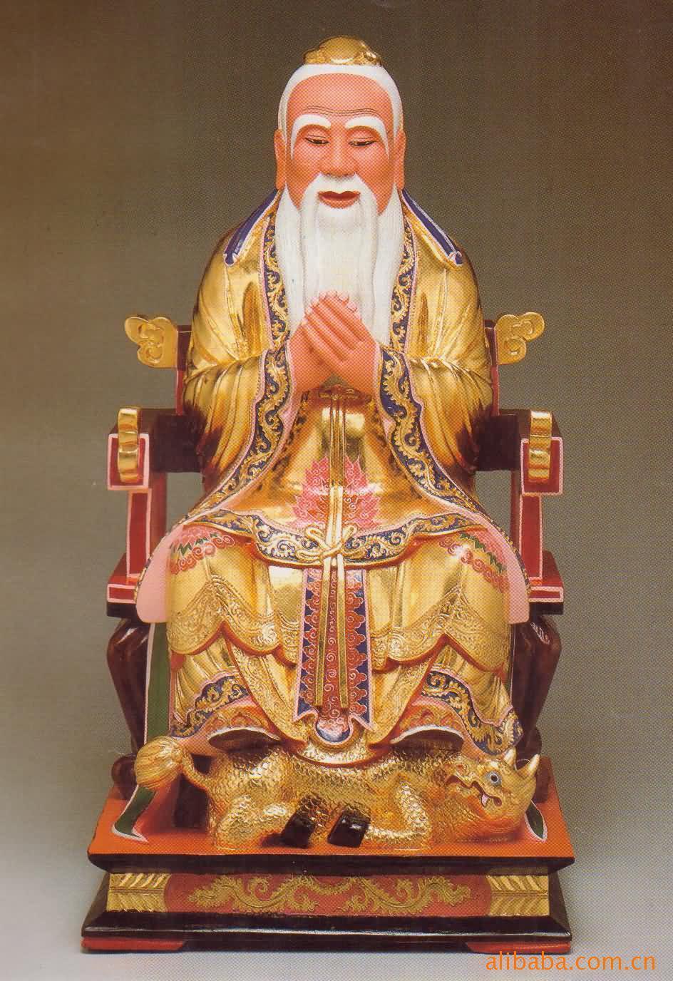 汉代木雕佛像图片大全