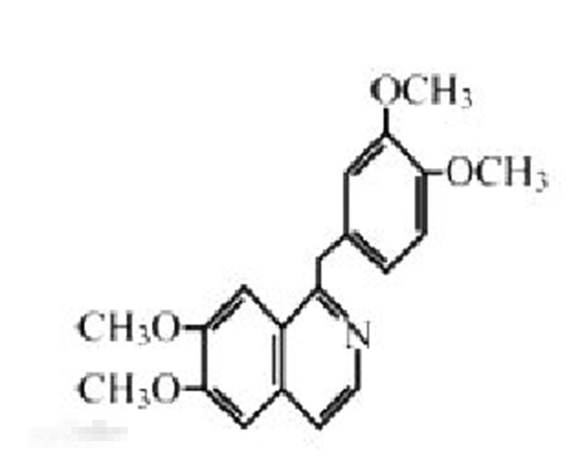 罂粟碱分子式