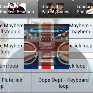 UK 90s Hip Hop Soundboard