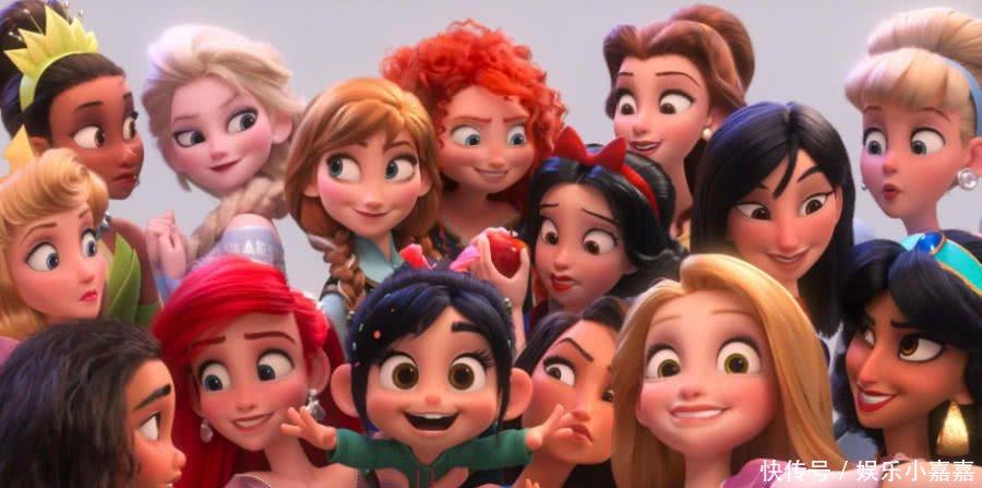 当迪士尼的公主们当了妈之后的生活,美人鱼的下蛋方式可能有些特别