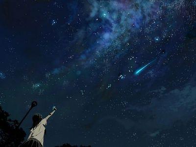 星辰大海的二次元