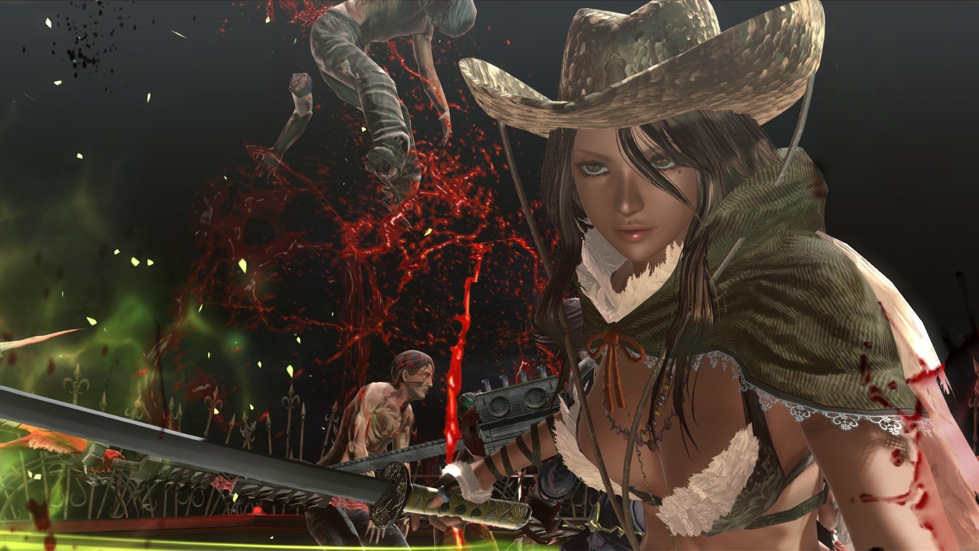 御姐玫瑰Z2混沌 游戏截图
