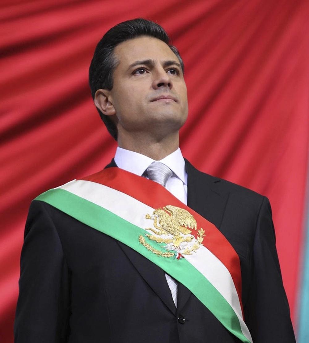 墨西哥 唯美 总统/恩里克·培尼亚·涅托2012年7月当选墨西哥总统