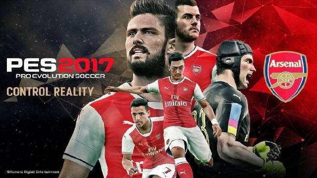 《实况足球 2017》发售时间公布
