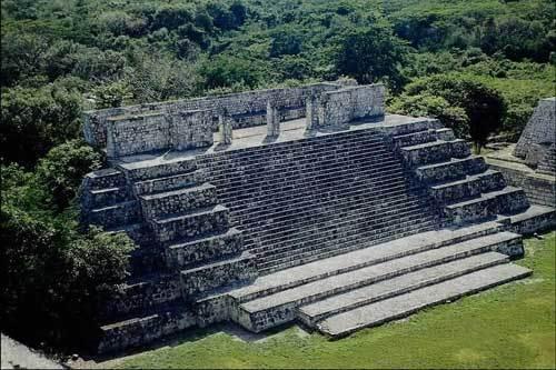 神一般存在的玛雅人:对末世的预言令人胆寒 - 一统江山 - 一统江山的博客