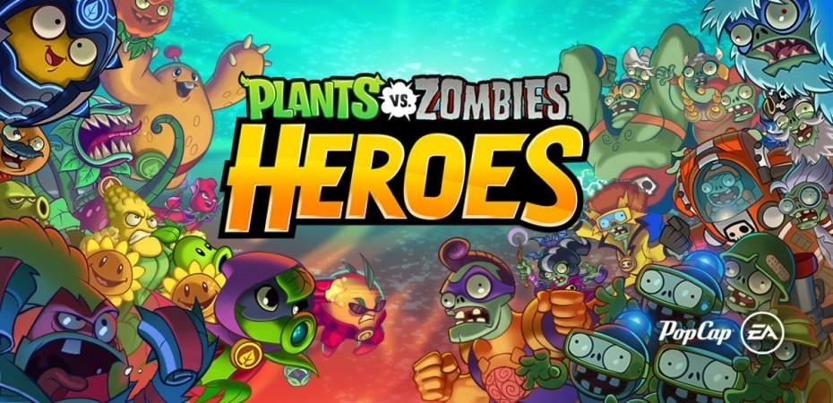 《植物大战僵尸:英雄》测试