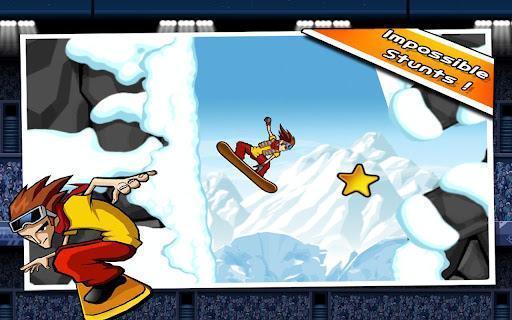 滑雪小子2破解版截图4