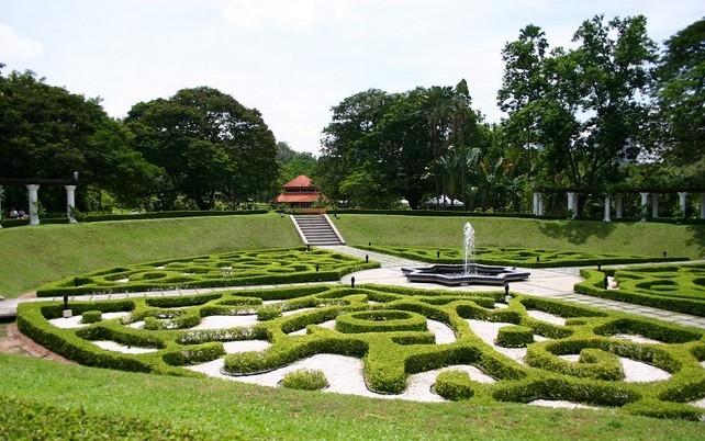 国外创意公园设计