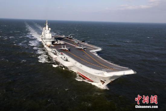 中国航母发展小步快跑 第三艘国产航母或是核动力 - 谭笑古今 - 谭笑古今