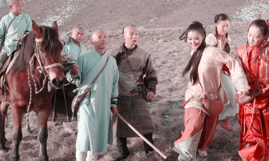 少林寺传奇之乱世英雄图片
