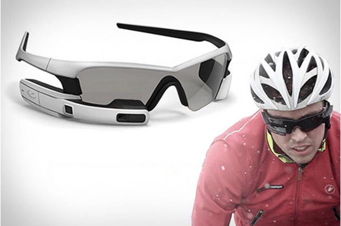 recon jet 智能眼镜