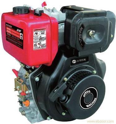 以前柴油发动机一般用于大