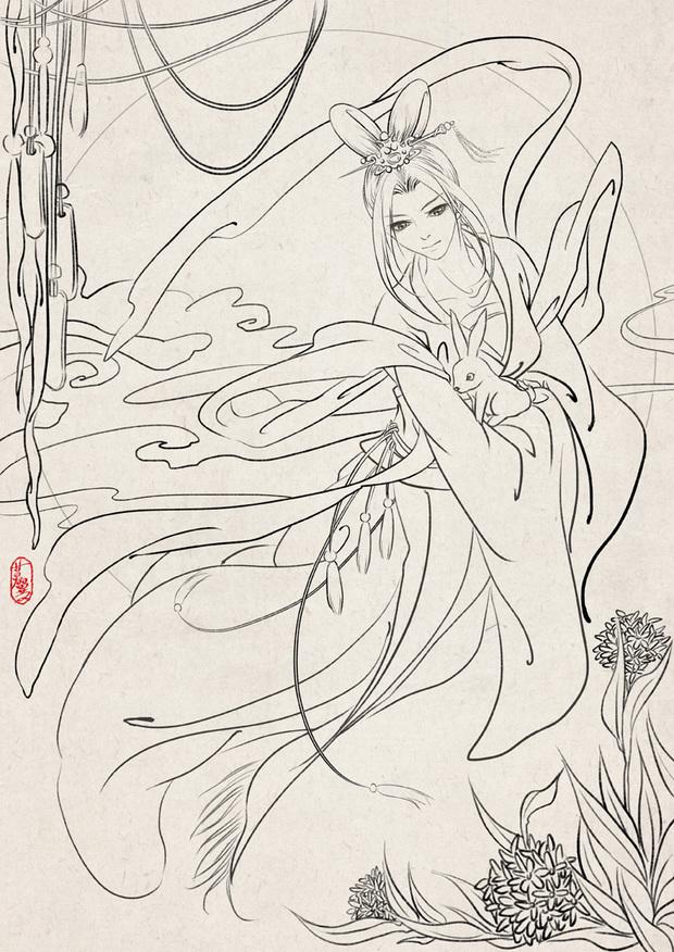 戏剧美术手绘设计图分享展示