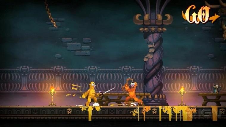 尼德霍格2游戏截图