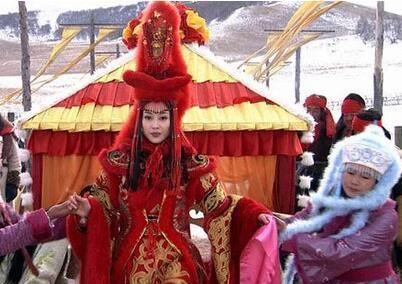 美丽公主嫁给祖孙三人:为每人生了个孩子 - 一统江山 - 一统江山的博客