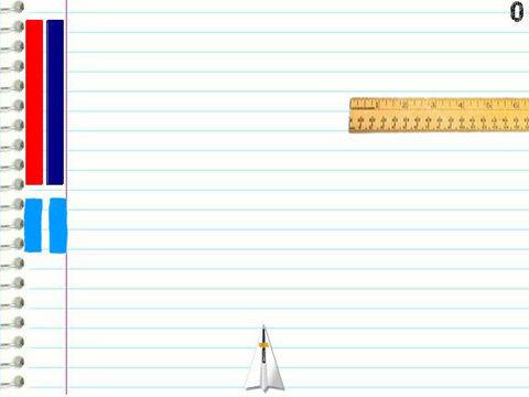 纸飞机保卫笔记本