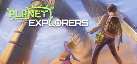 《星球探险家》游戏海报