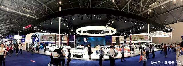 TNGA全球旗舰车型亚洲龙来了一汽丰田携全新时代产品闪耀山城