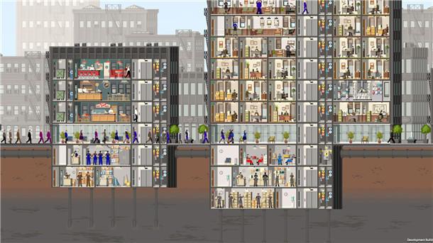 《摩天计划》游戏截图