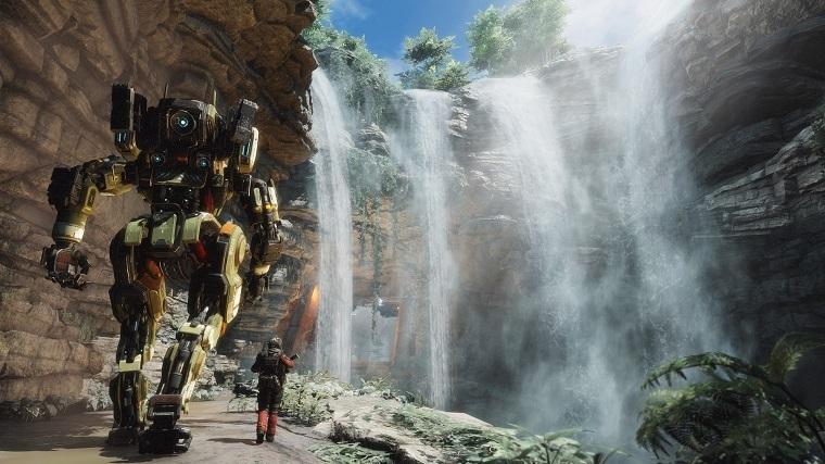 《泰坦陨落2》游戏画面