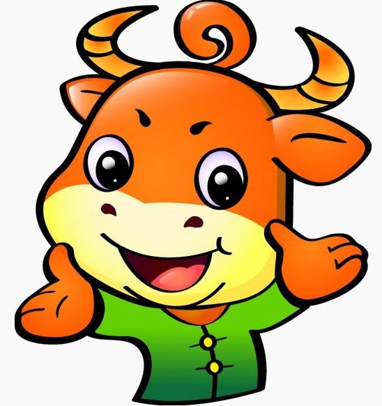 qq旧版系统头像牛